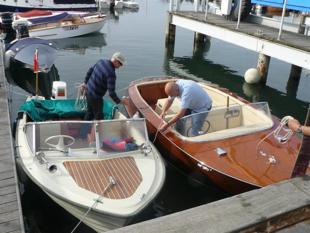 Poole Classic boat rally