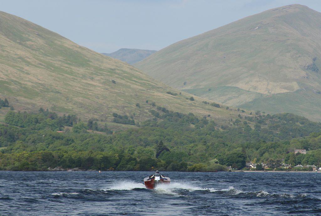 Loch Lomond Classic Boat Rally