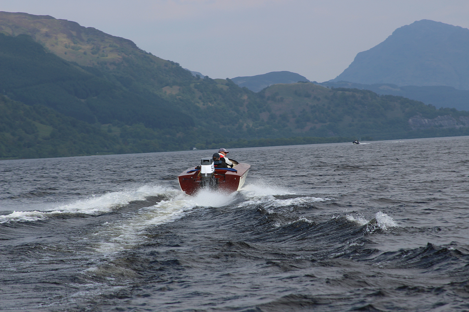 Loch Lomond Classic Boat Rally CMBA