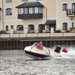 Poncelet Wooden Boat at Falmouth Classic Boat Rally CMBA Event
