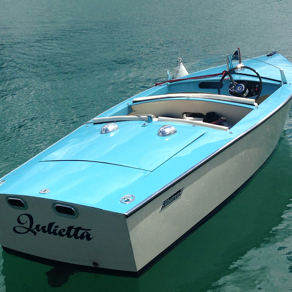 Albatross For Sale MK1 Four seat Climax Continental 90 hp