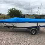 Mk1 Albatross Boat For Sale Continental with Coventry Climax Engine for Sale