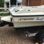 SWIFT 15 – JETMARINE 1985 WITH BMW 190HP INBOARD AND PP 65 JET DRIVE WITH TRIM